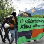 MM: Erfolgreiche Demo für ein solidarisches Klima in Luzern
