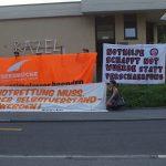 MM: Demo gegen Nothilfe- und Ausschaffungsregime in Luzern